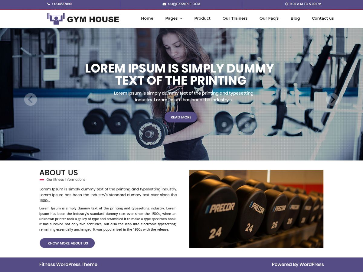 fitness-gymhouse