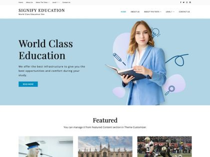 signify-education